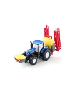 New Holland mit Kverneland