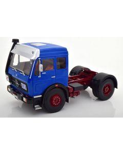 Mercedes NG 1632 1973, blau