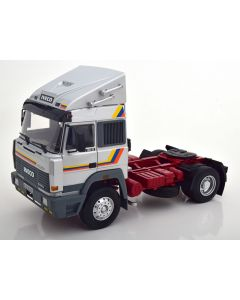 Iveco Turbo Star 1988, silber