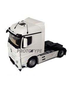 MB Actros Streamspace 4x2 white