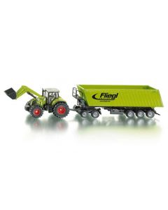 Claas Frontlader&Dolly&Muldenkipper