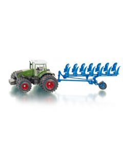 Fendt 936 & plough