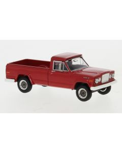 Jeep Gladiator A, rot, 1964