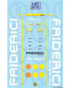 Friderici, Schweiz 2