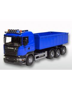 Scania R mit Abrollmulde niedrig