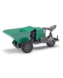 Dumper Picco 1 Dreikantfeile, grün