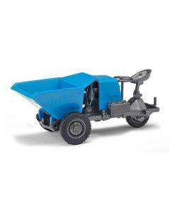 Dumper Picco 1 Dreikantfeile, blau
