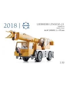 Liebherr LTM 1030-2.1 Mobilkran