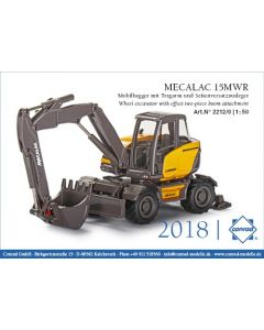 MECALAC 15MWR