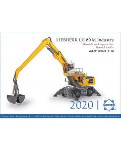 LIEBHERR LH60 M Industry Materialumschlagmaschine