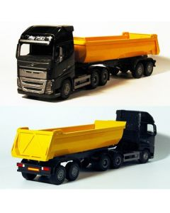 Volvo FH4 Volvo 3/2a schwarz/gelb