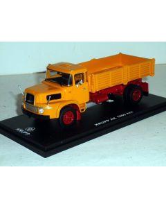 Krupp AK1060 orange&Anhänger