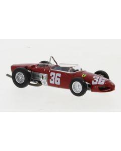 Ferrari F 156, rot, No.36, Formel 1, R. Ginther, 1961