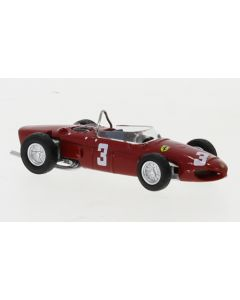 Ferrari F 156, rot, No.3, Formel 1, R. Rodriguez, 1961