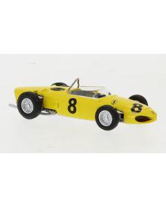 Ferrari F 156, gelb, No.8, Formel 1, O. Gendebien, 1961