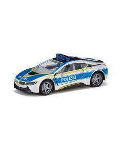 BMW i8 Polizei
