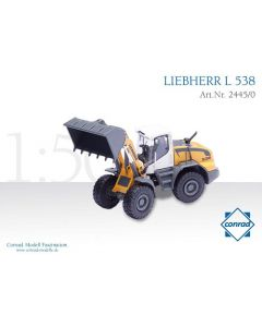 Liebherr Radlader L 538