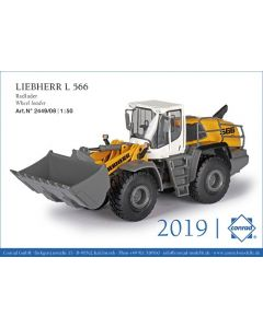Liebherr L 566 X Power Wheel loader