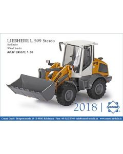 LIEBHERR L 509 Stereo