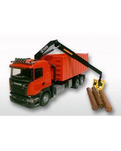 Scania R Streamline Abrollcontainerfahrzeug
