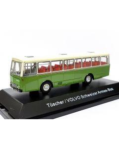 Volvo / Tüscher Schweizer Armeebus