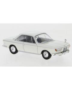 BMW 2000 CS, weiss, 1965
