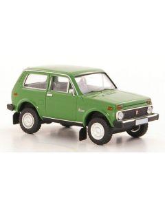 Lada Niva, grün