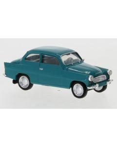 Skoda Octavia, blau, 1960
