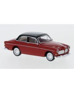 Volvo Amazon, rot/schwarz, 2trg, 1956