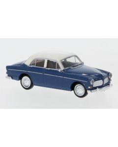 Volvo Amazon, blau/weiss, 4trg, 1956