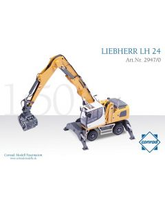 Liebherr LH24 Pelle de Manutention
