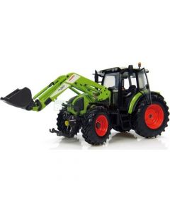 Claas Arion 430 mit Frontlader
