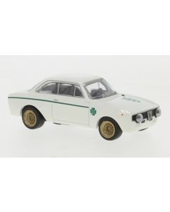 Alfa Romeo GTA 1300, weiss, 1965
