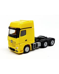 MB Actros Gigaspace 6x4, gelb