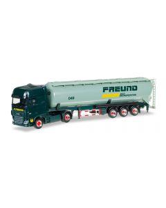 """DAF XF Euro 6 SSC """"Freund"""""""