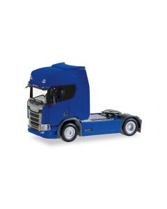 Scania CR20 HD, ultramarinblau