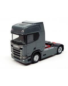 Scania CR HD, eisengrau