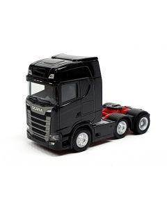 Scania CR 20 HD 6x2, schwarz