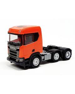 Scania CR XT ND Zugmaschine, orange