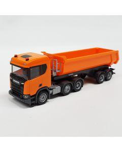 Scania CR ND XT, kommunalorange