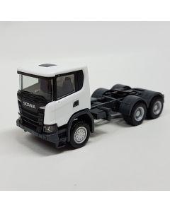 Scania CG 17 6x6 Zugmaschine, weiß