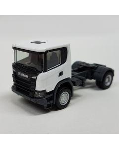 Scania CG 17 4x4 Zugmaschine, weiß