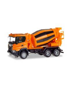 Scania CG 17 6x6, kommunalorange
