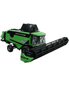 Deutz 9206 Harvester