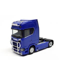 Scania CS20, blau
