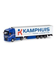 "MAN TGX XXL Kühlkoffer-Sattelzug ""Kamphuis"" (NL)"