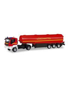 Iveco Trakker  Feuerwehr Löschmittel