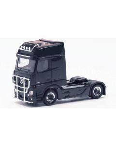 MB Actros Gigaspace '18 Zugmaschine, schwarz