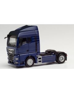 MAN TGX GM Zugmaschine, blau