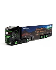 """Scania CS 20 HD """"TET / Weilburg"""""""
